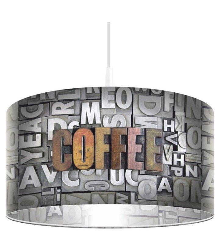 Lampa wisząca Kawowa Ekspresja