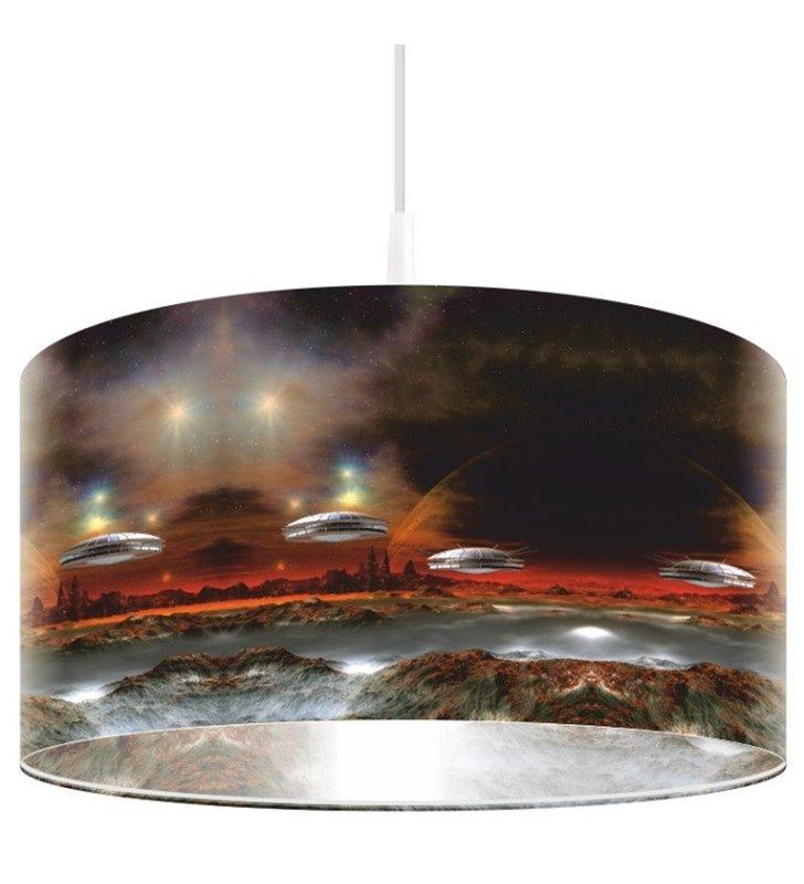 Lampa wisząca Ufo Wylądowało