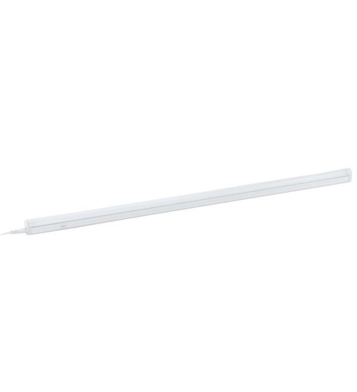 Biała listwa podszafkowa Enja LED długa 87 cm
