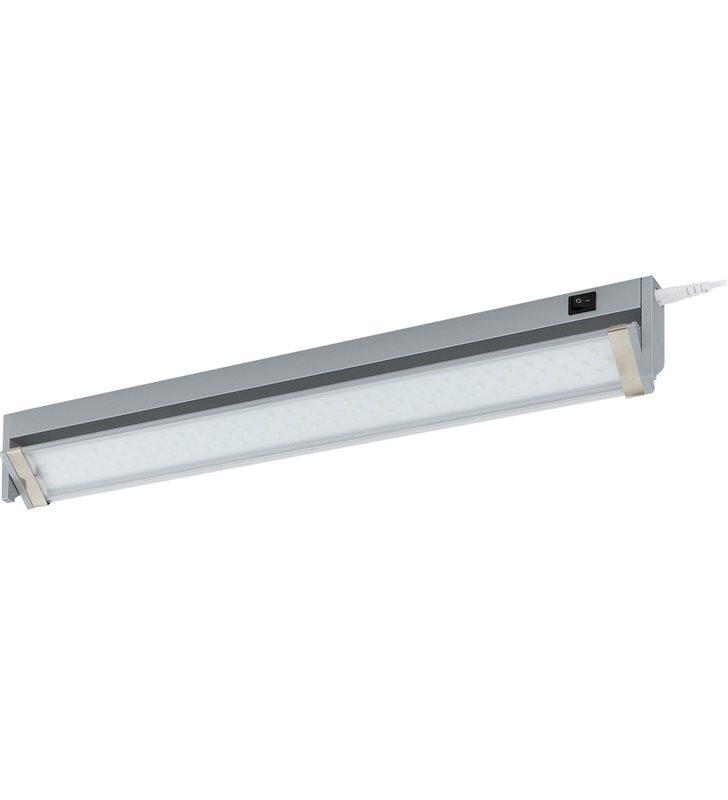 Oprawa podszafkowa Doja LED z włącznikiem ruchomy panel świetlny