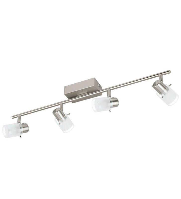 Lampa sufitowa Orvieto1 LED 4 klosze do salonu sypialni na przedpokój