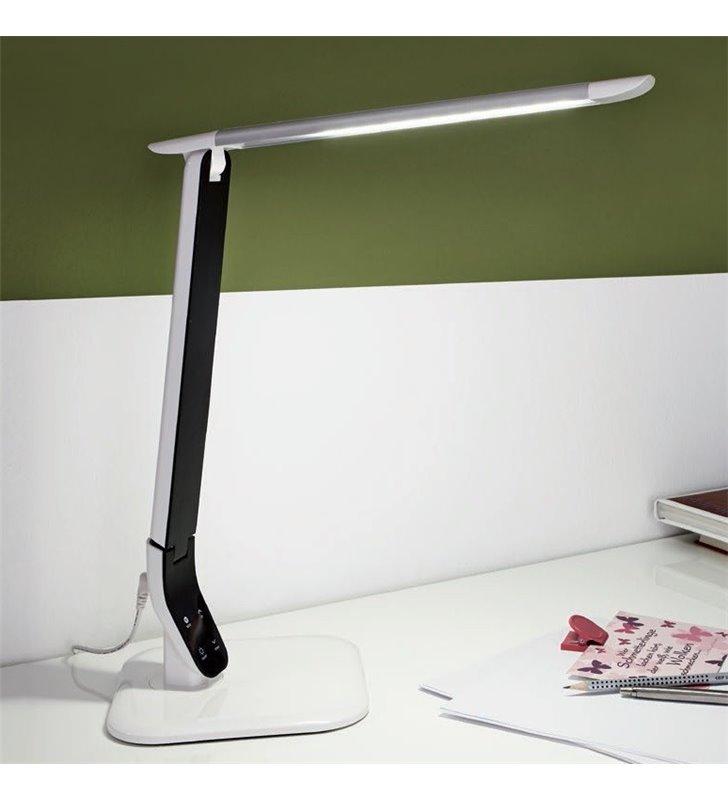 Lampa biurkowa Sellano LED ze ściemniaczem