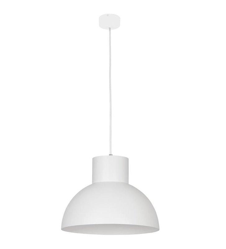Lampa wisząca Works biała