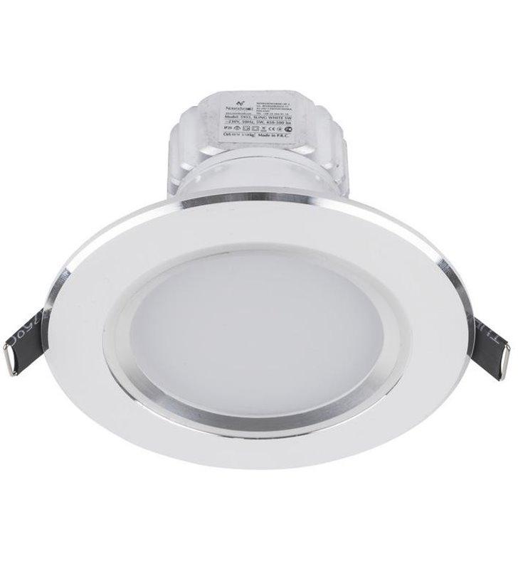 Oprawa punktowa Ceiling LED White biała okrągła