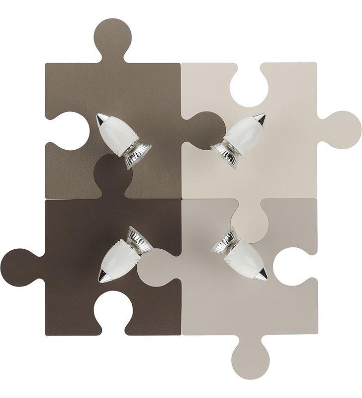 Lampa sufitowa Puzzle