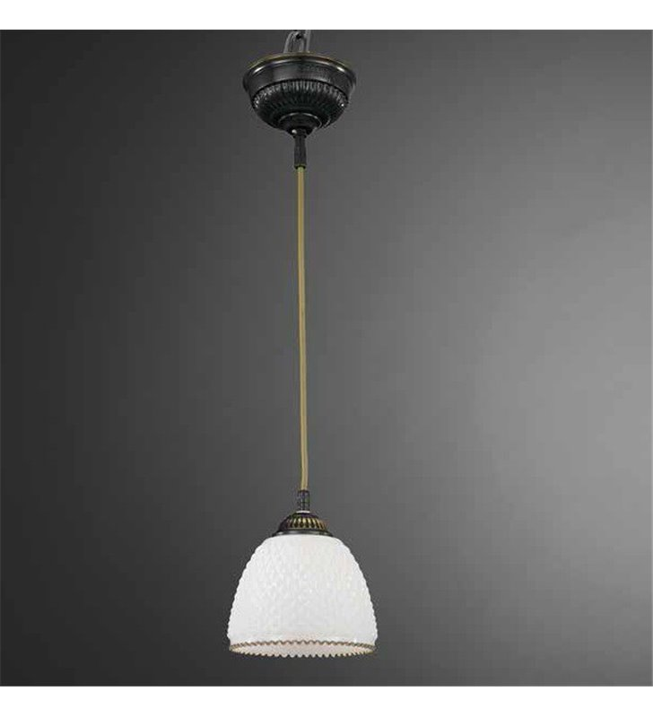 Lampa wisząca do salonu Lukka