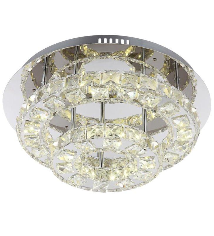 Ekskluzywny plafon LED Calisa 420 dwa pierścienie- DOSTĘPNY OD RĘKI