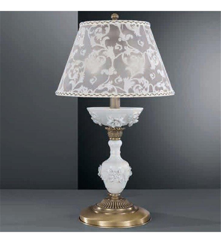Lampka stołowa nocna ekskluzywna Bisceglie