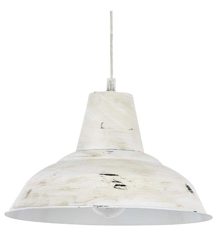 Lampa wisząca Meg kremowa loft