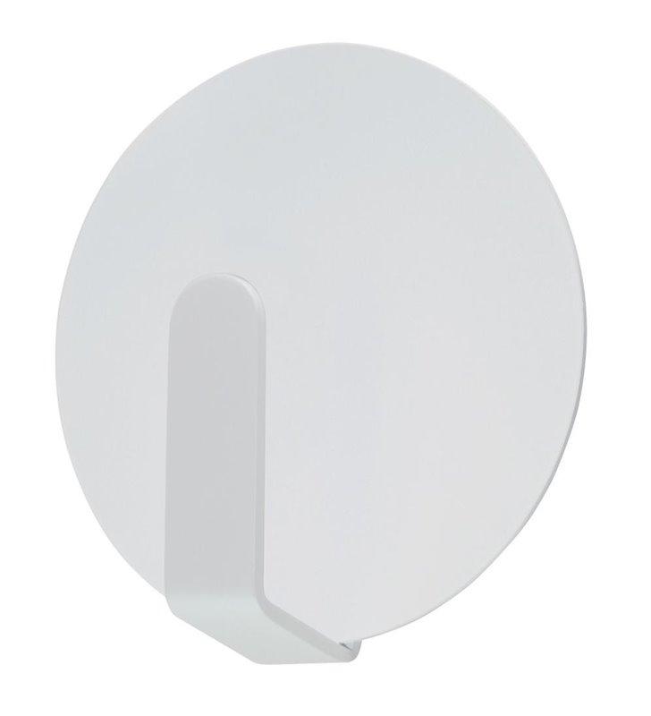 Kinkiet Sat biały okrągły LED