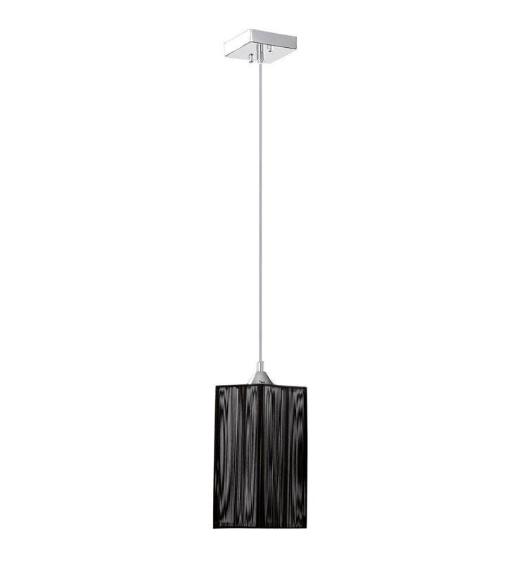 Atana czarna lampa wisząca