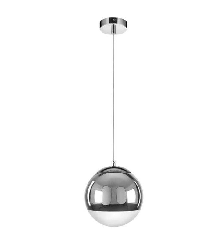 Lampa wisząca Gino pojedyncza szklana kule