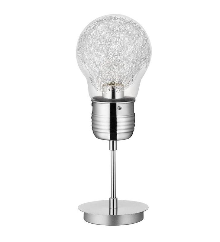 Lampa stołowa Bulb klosz żarówka - DOSTĘPNA OD RĘKI