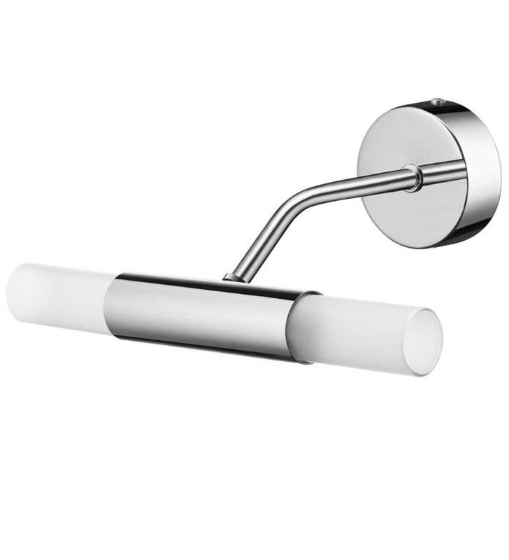 Kinkiet łazienkowy nad lustro Splash chrom - DOSTĘPNY OD RĘKI