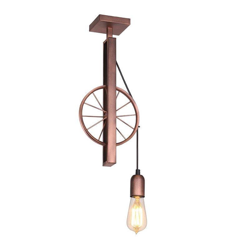 Lampa wisząca sufitowa Min designerska w stylu loftowym oryginalna - DOSTĘPNA OD RĘKI