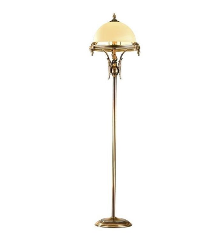 Lampa podłogowa Cordoba_I - patyna mat