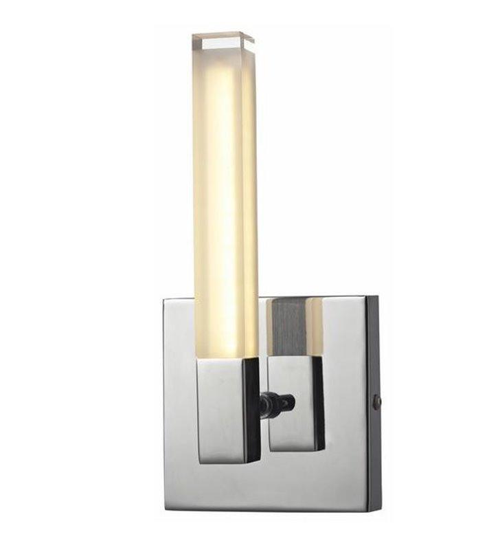 Pojedynczy kinkiet łazienkowy LED Chromi IP44 - DOSTĘPNY OD RĘKI