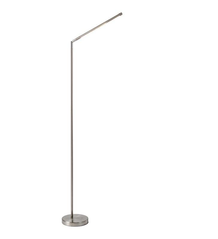 Lampa podłogowa Stilo wąska podłużna łamana - DOSTĘPNA OD RĘKI