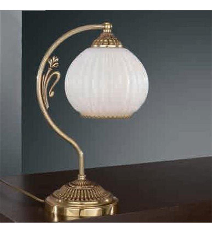 Lampa stołowa Pescara złota