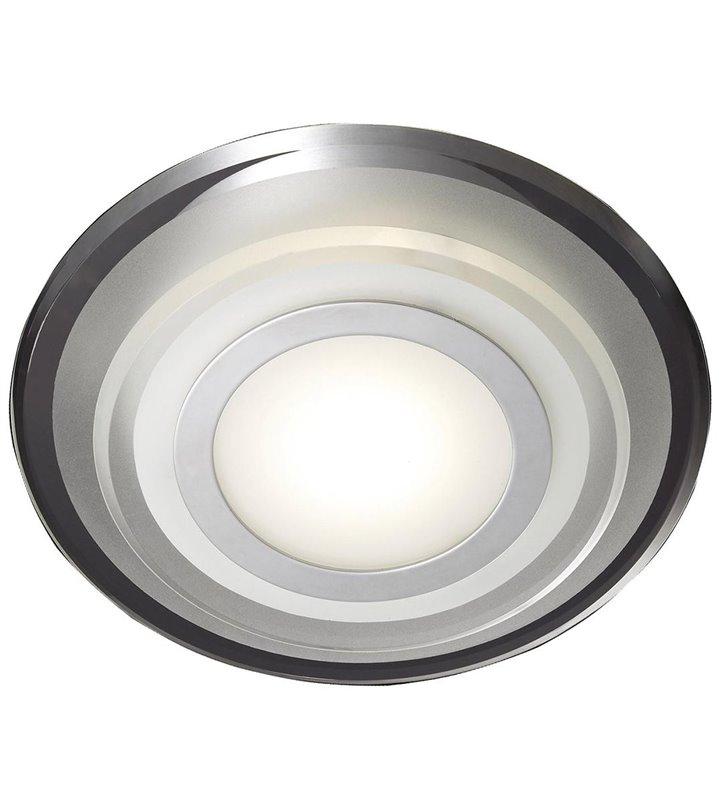 Nowoczesny okrągły plafon Bianca 260 LED