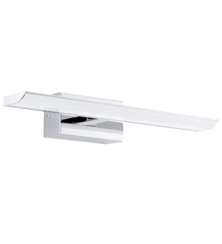 Kinkiet nad lustro łazienkowe Tabiano LED chrom naturalna barwa światła
