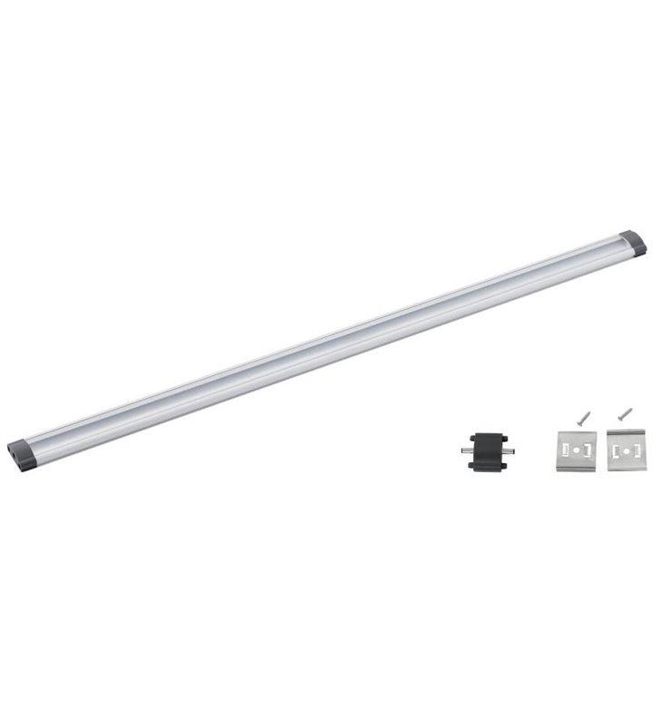 Liniowa oprawa podszafkowa do kuchni z włącznikiem dotykowym LED Vendres 94695 element przedłużający