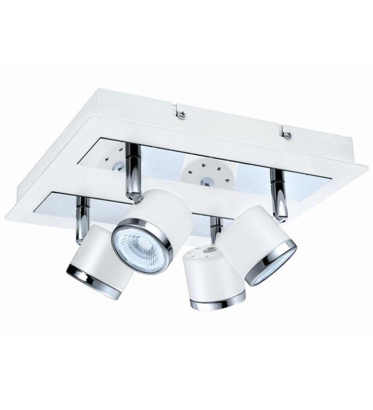 Lampa sufitowa Pierino1 4 punktowa biała