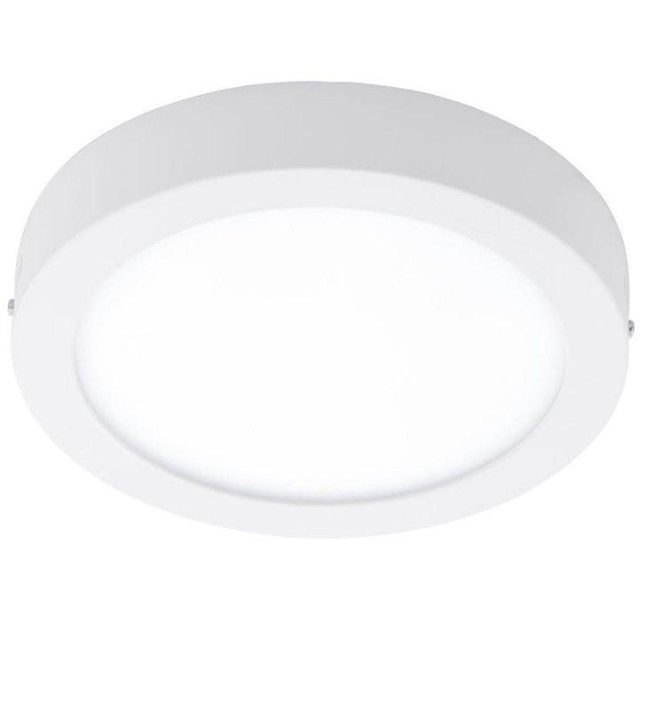 Plafon Fueva1 225 okrągły biały LED barwa biała ciepła - DOSTĘPNY OD RĘKI