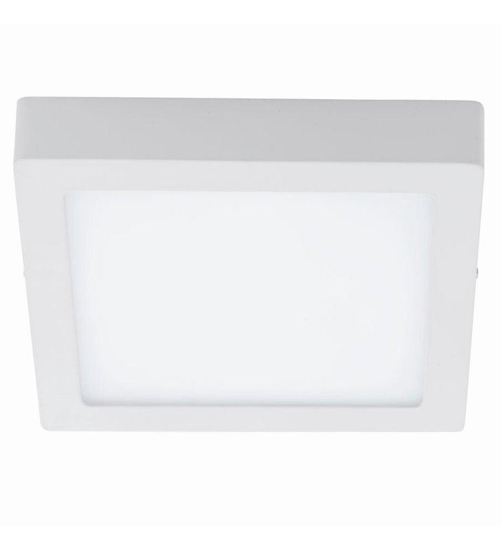Plafon Fueva1 300 biały kwadratowy LED barwa biała ciepła - DOSTĘPNA OD RĘKI