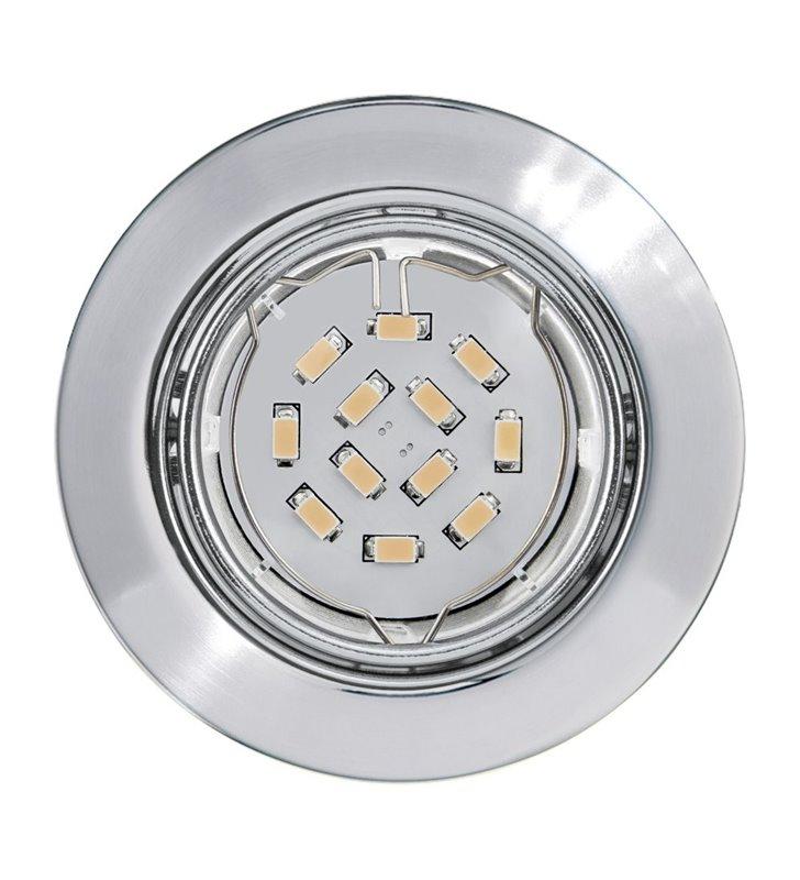 Oprawa punktowa Peneto żarówka LED chrom