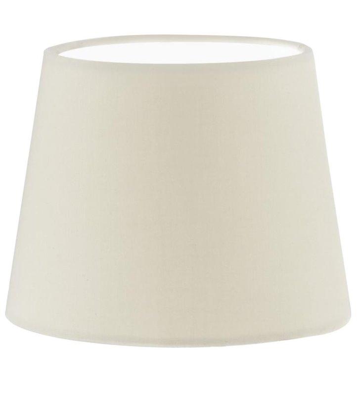 Lampa Vintage(3) - abażur beżowy średnica 15,5 cm - DOSTĘPNY OD RĘKI