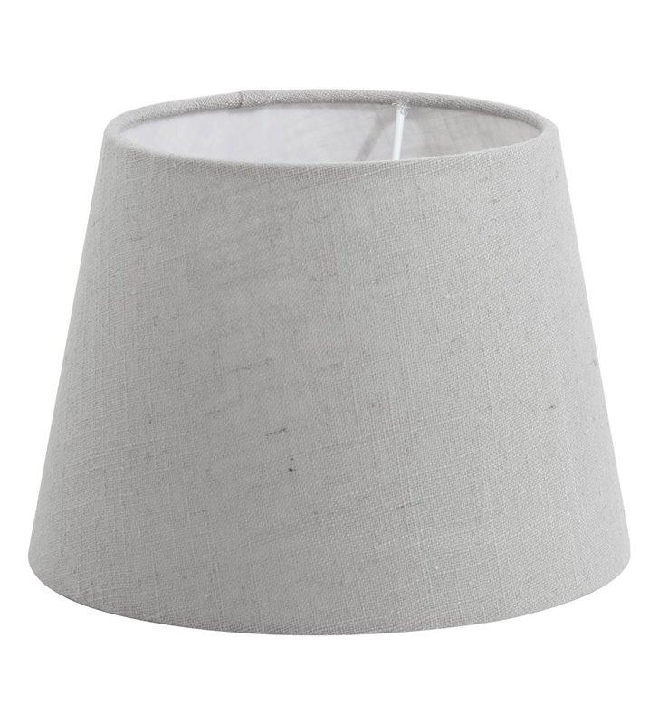 Lampa Vintage(3) - abażur szary