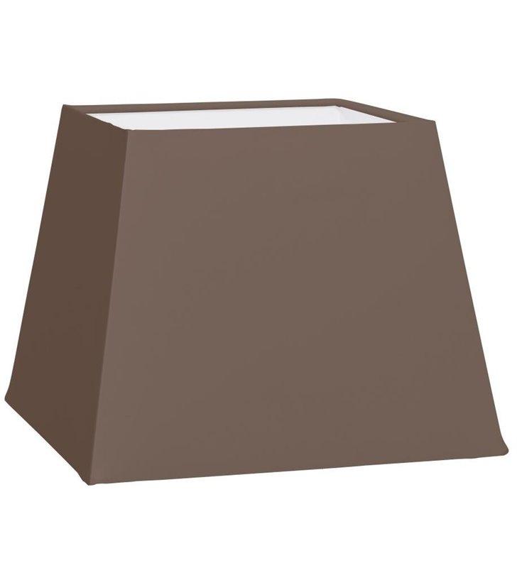 Lampa Vintage(3) - abażur brązowy