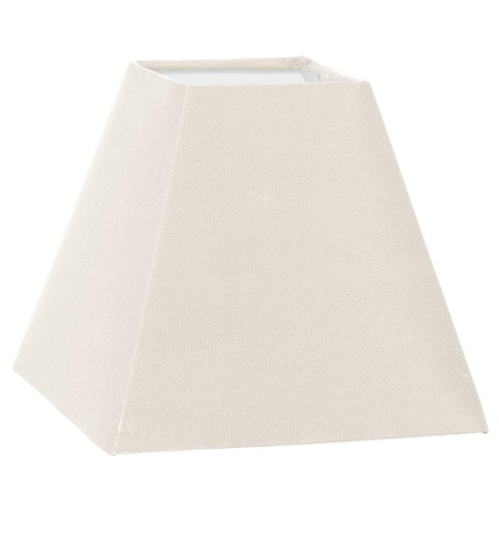 Lampa Vintage(3) - abażur beżowy