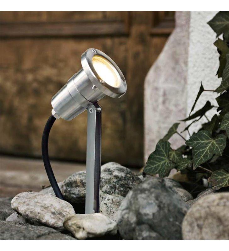 Lampa ogrodowa ze szpikulcem Nema1 do wbicia w ziemię - DOSTĘPNA OD RĘKI