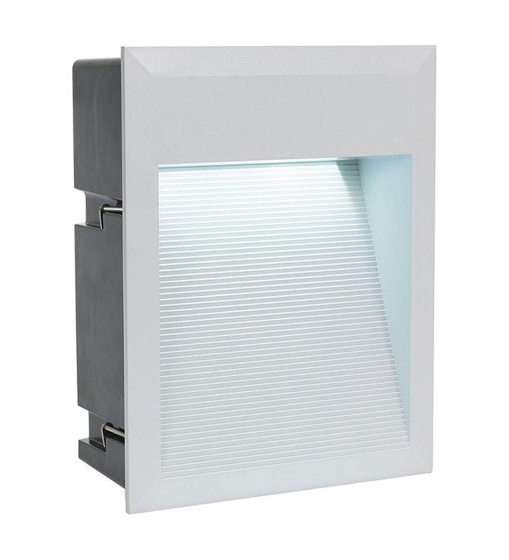 Lampa zewnętrzna elewacyjna do wbudowania Zimba LED - DOSTĘPNA OD RĘKI