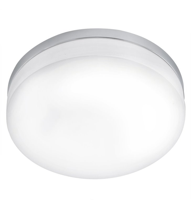 Plafon łazienkowy Lora 420 LED IP54 okrągły chrom wymienny moduł LED