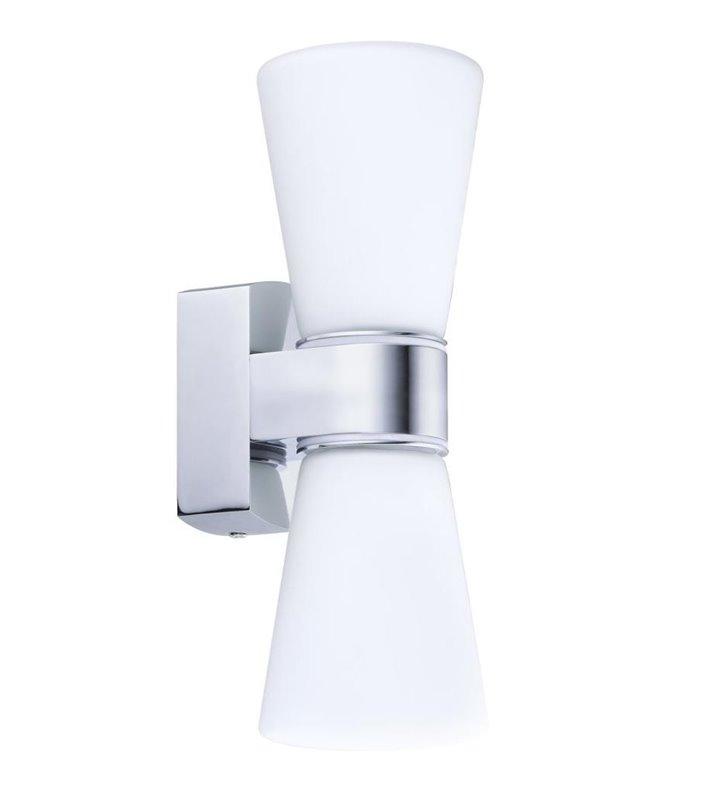 Kinkiet łazienkowy Cailin podwójny LED