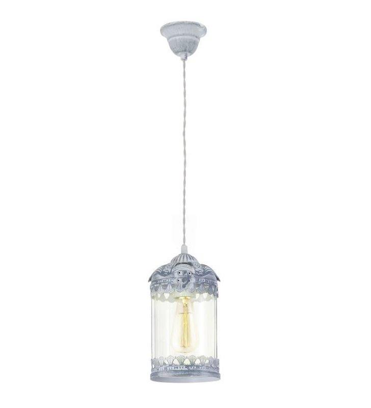 Lampa wisząca w stylu vintage Langham
