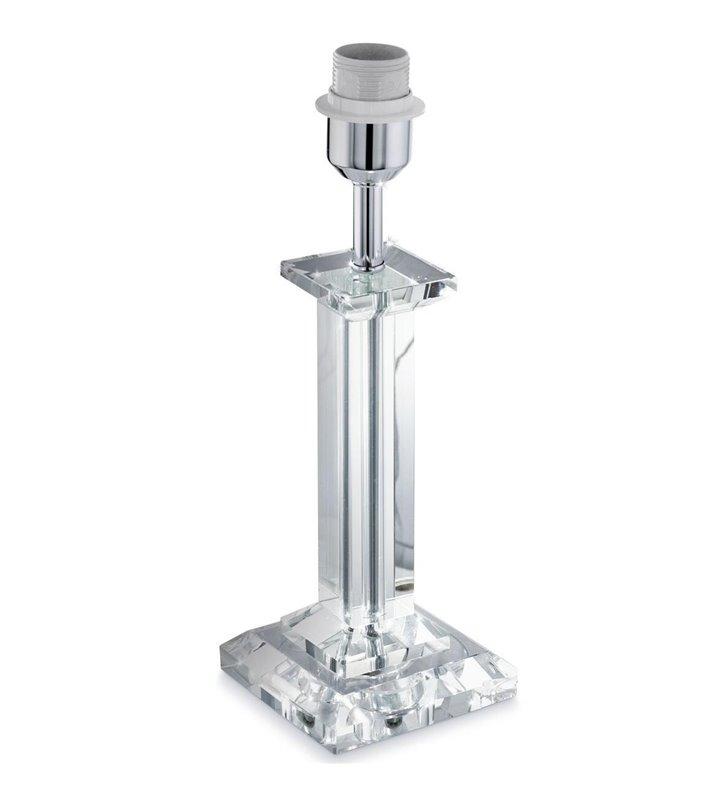 Glasbury kryształowa podstawa do lampy stołowej