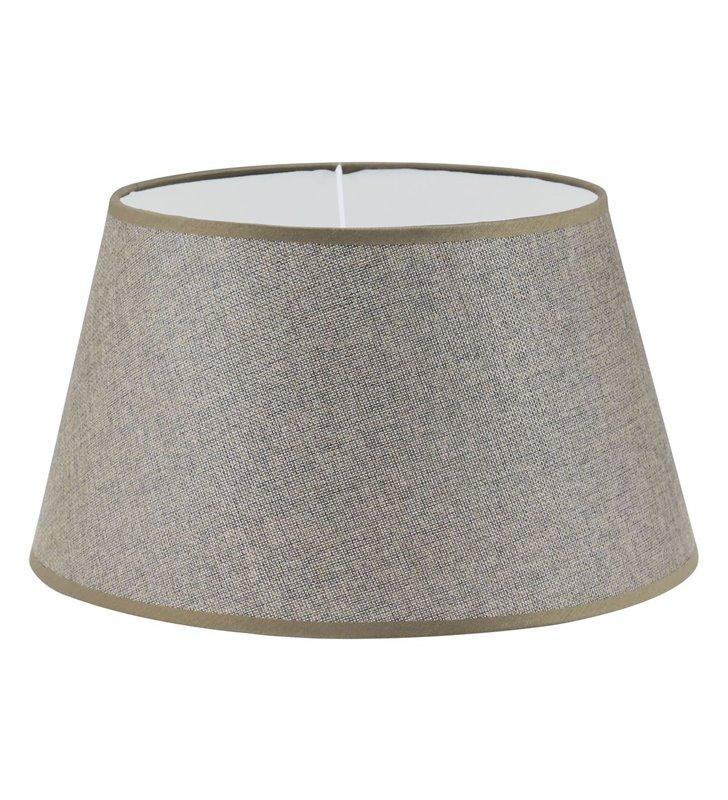 Vintage(2) abażur brązowy do lampy podłogowej - DOSTĘPNY OD RĘKI