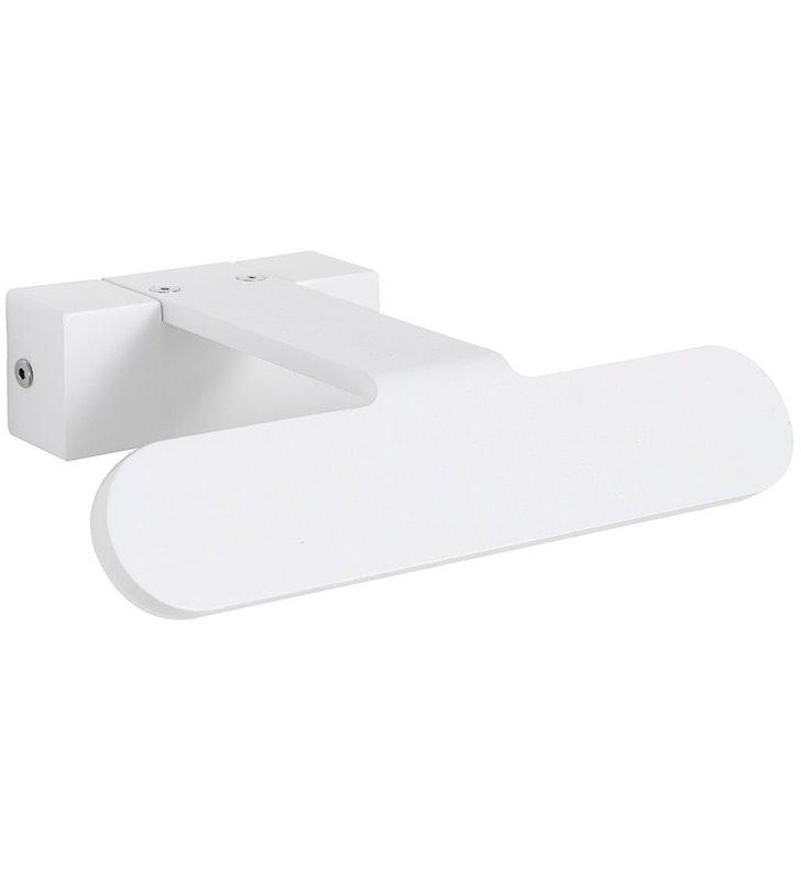 Kinkiet Santi LED biały nowoczesny
