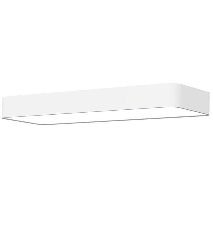 Podłużny biały kinkiet Soft White LED 60x22- DOSTĘPNY OD RĘKI