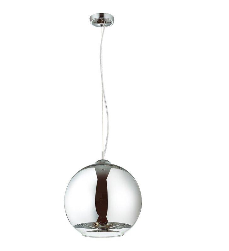 Lampa wisząca Laurent szklana kula do sypialni salonu jadalni kuchni nad stół