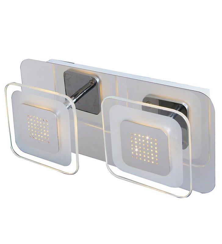 Kinkiet Presta prostokątny nowoczesny LED