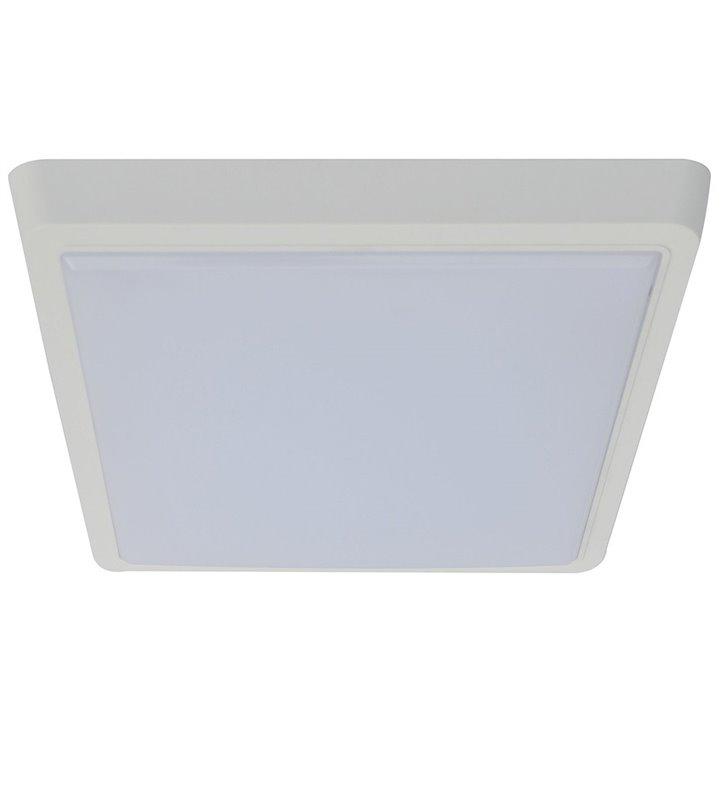 Plafon Lison 310 biały kwadratowy LED