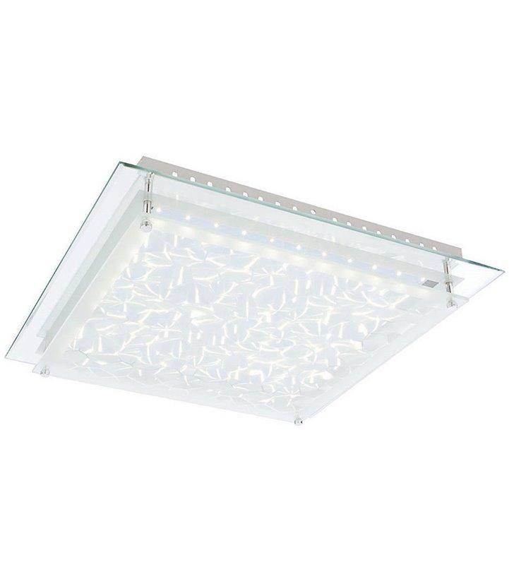 Plafon Penate 420 LED szklany kwadratowy