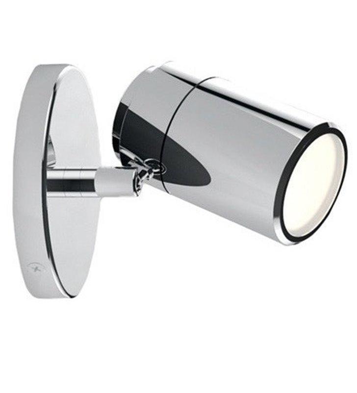 Lampa ścienno sufitowa do łazienki Noemie chrom - DOSTĘPNA OD RĘKI