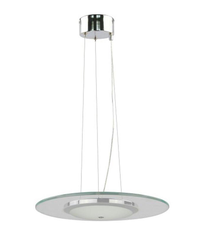Lampa wisząca Minnesota nowoczesna okrągła LED