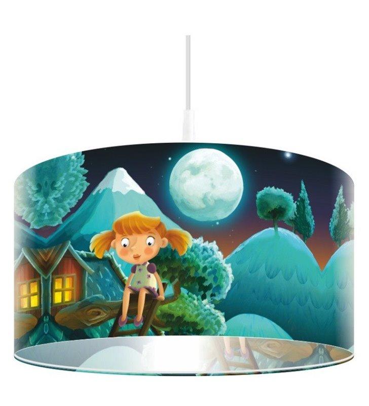 Lampa wisząca do pokoju małego dziecka Bajka ze Snów